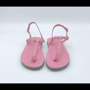 Rainbow Kids Sophia Center toe Sandals